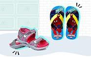 Kids & baby footwear