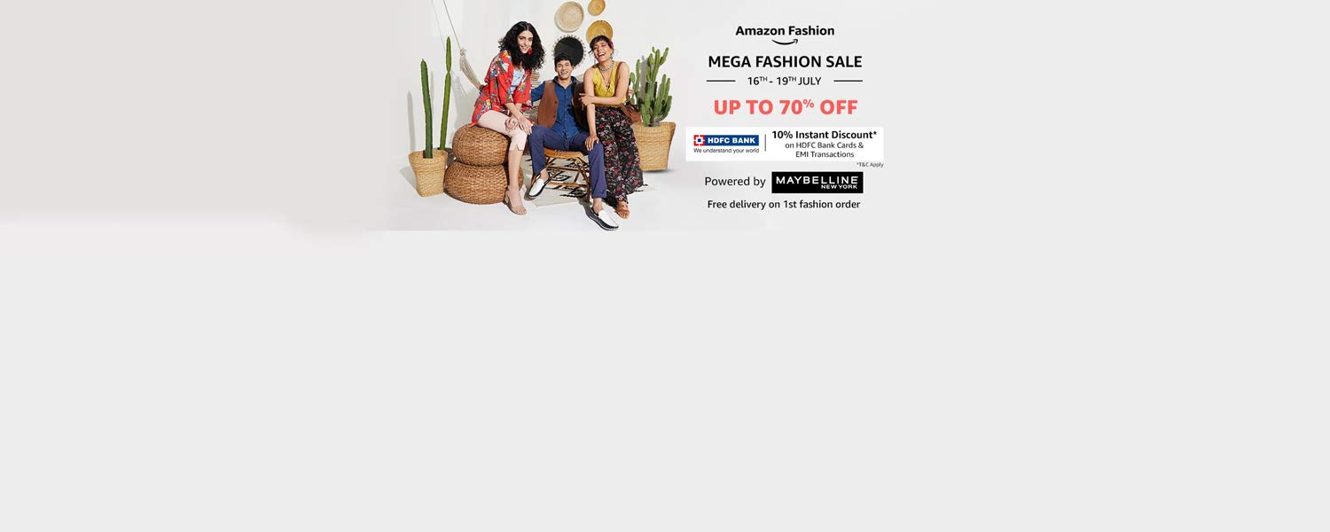 Mega Fashion Sale