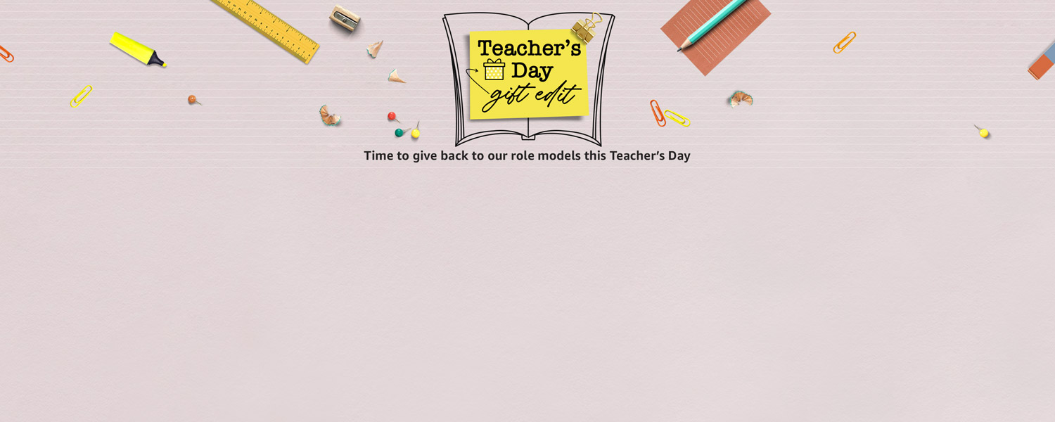 Amazon Latest Offers & Discount Codes - Get Up to 50% OFF on Gifts For Teachers