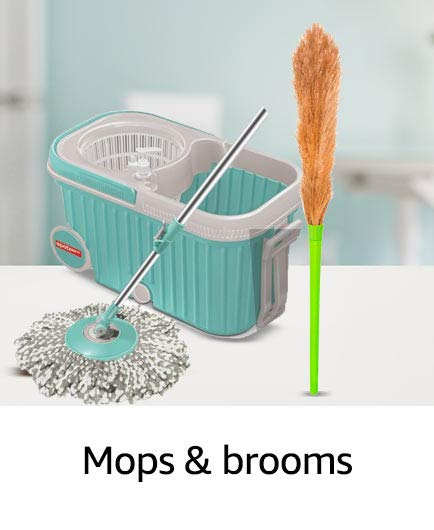 Mops & broom