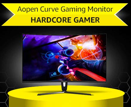 Aopen Curve Gaming Monitor