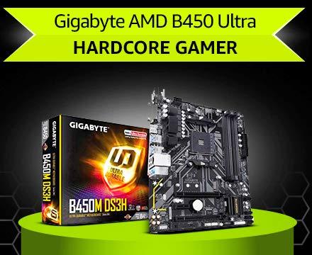 Gigabyte AMD B450 Ultra Durable Motherboard