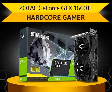 ZOTAC Gaming GeForce GTX 1660Ti