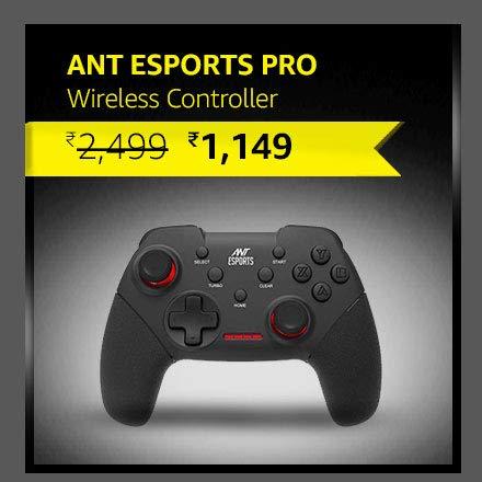 ANT Esports pro