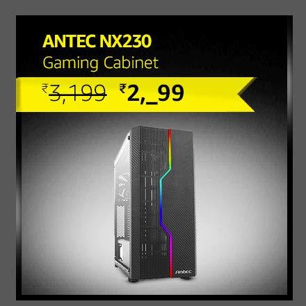 Antec NX230 Gaming Cabinet
