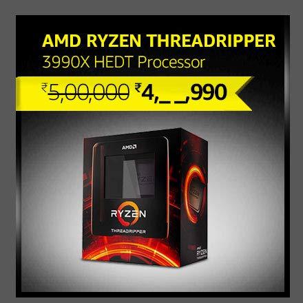 AMD Ryzen Threadripper 3990X HEDT Processor