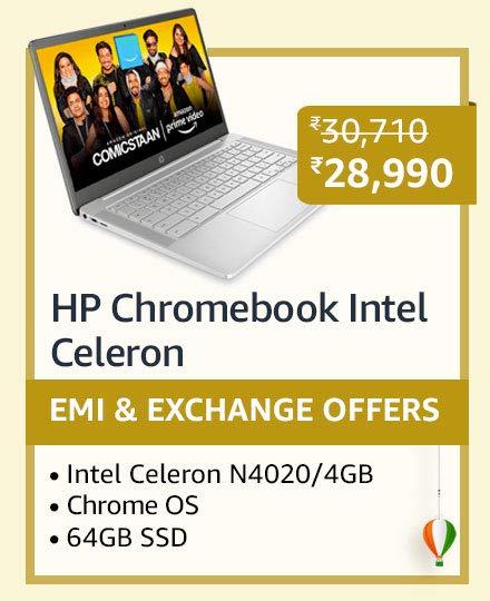 HP Chromebook Intel Celeron
