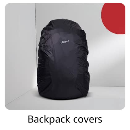 Backpack covers