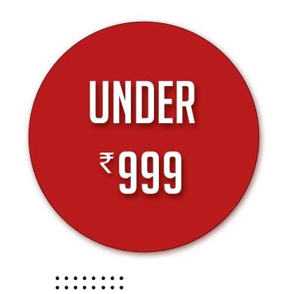 ₹600 - ₹999