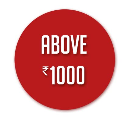 Starting ₹1000