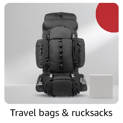 Travel bags & rucksacks