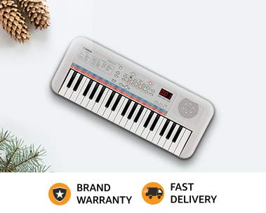 Yamaha Remie portable kids keyboard