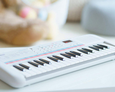 Yamaha Remie portable kids keyboard
