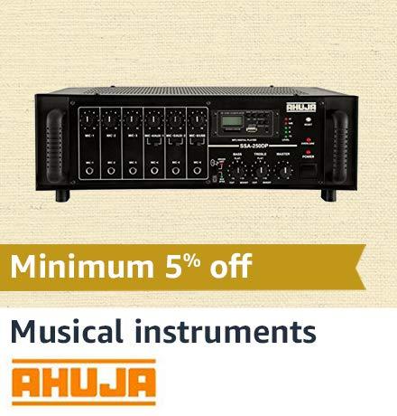 Ahuja Musical Instruments