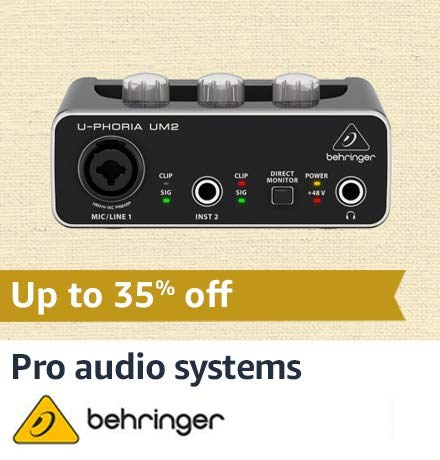 Behringer Pro-Audio Systems