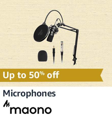 Maono Microphones