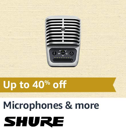 SHURE Musical Instruments