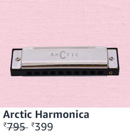 Arctic harmonica