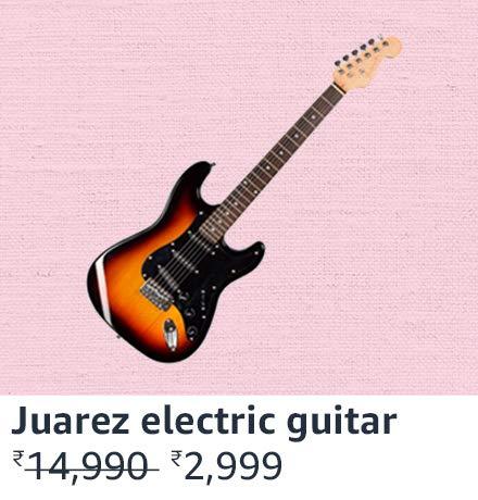 Juarez electric guitar
