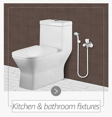Kitchen & bathroom fixtures