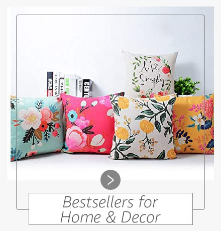 Bestsellers for Home & Decor