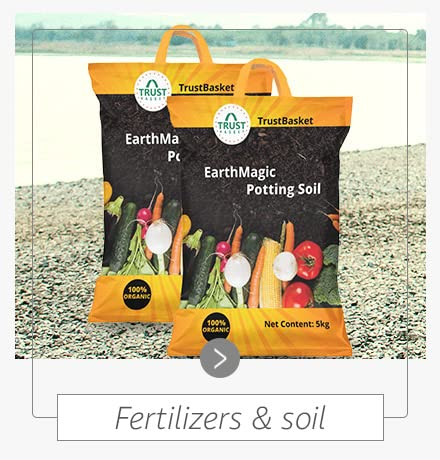 Fertilizers & soil