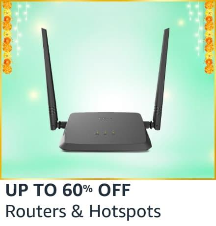Routers & Hotspots