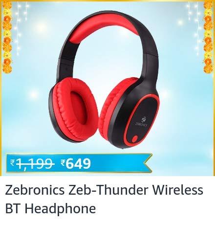 Zebronics Zeb-Thunder