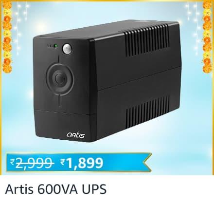 Artis 600VA UPS