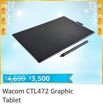 Wacom CTL472 Graphic Tablet