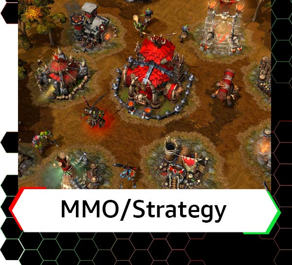 MMO/Strategy