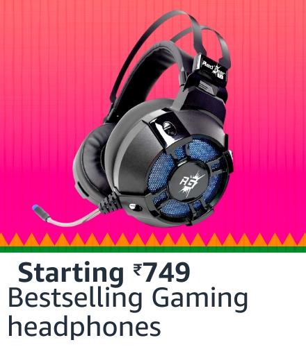 Bestselling gaming headphones