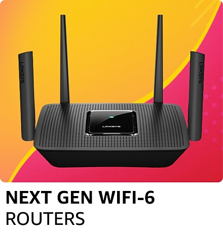 Next gen wifi 6 routers