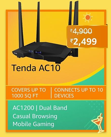 Tenda AC8 router