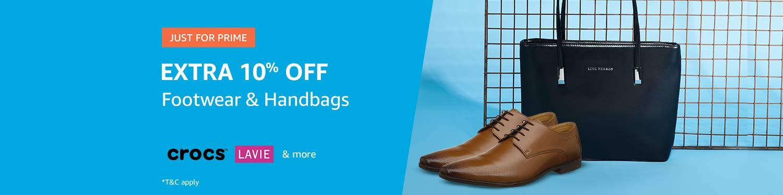 Footwear & handbags