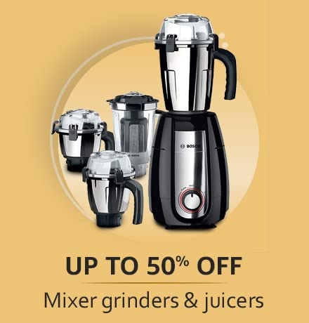 Juicers & mg