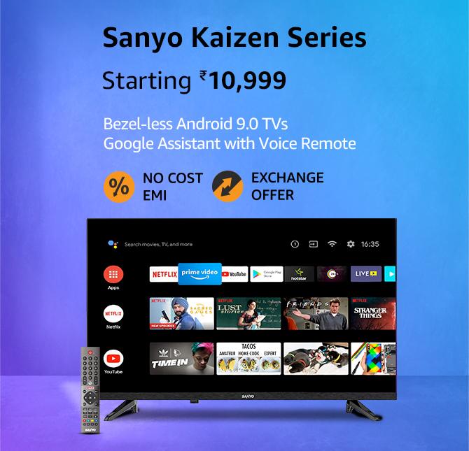 Sanyo Smart TV
