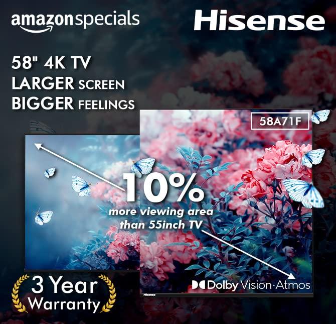 Hisense 58
