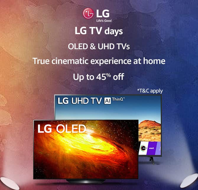 LG TV Days
