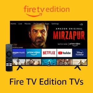 Fire TV Edition TVs