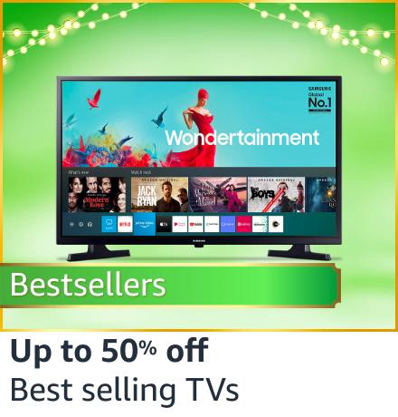Best selling TVs
