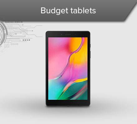 Budget Tablets