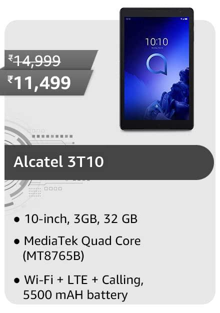 Alcatel 3T10