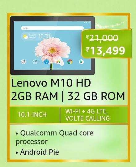 Lenovo M10 HD