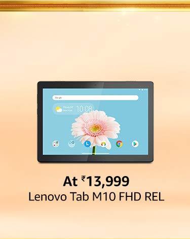 Lenovo Tab M10 FHD REL