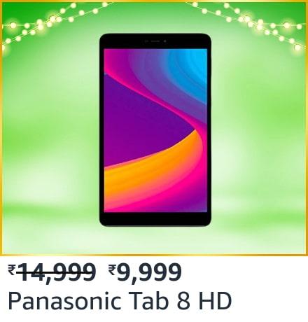 Panasonic Tab 8