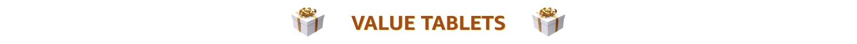 Value Tablets