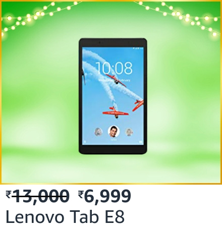 Lenovo Tab E8