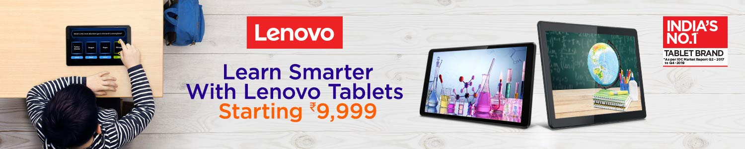 Lenovo Education Tablets