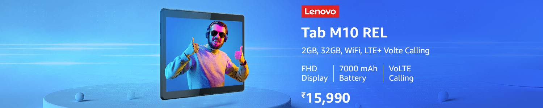 Lenovo Tab M10 REL (2 GB + 32 GB)